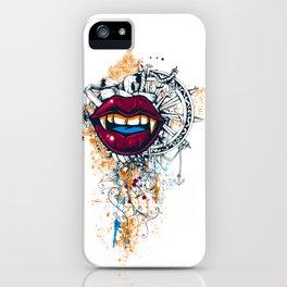 Vampiric - Vampire Love iPhone Case