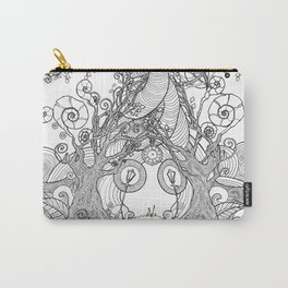 TIME STANDS STILL (pouches, ipads, laptops, pillows) Carry-All Pouch
