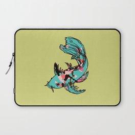 AriZona Butterfly Koi Laptop Sleeve
