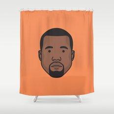 Mr West Shower Curtain