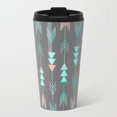 Aztec Arrows Travel Mug