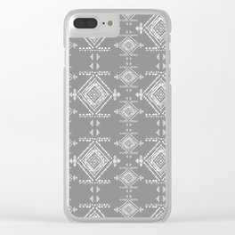 dentelle Clear iPhone Case