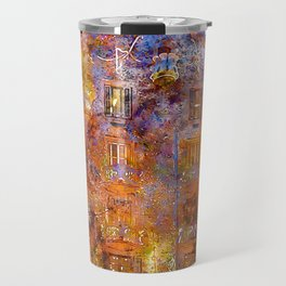 Barcelona, Casa Batllo Travel Mug