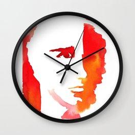 Please, don't stop the rain Wall Clock