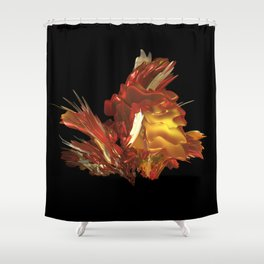 Fire & Flames Shower Curtain
