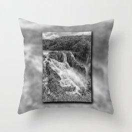 Stunning Barron Falls Throw Pillow