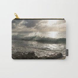 On The Edge Of Paradise Carry-All Pouch
