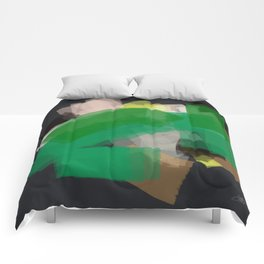 This is not organic Comforters