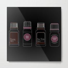 Essential Oils I Metal Print