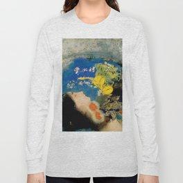 "Odilon Redon ""Ophelia"" Long Sleeve T-shirt"