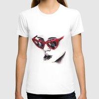 lolita T-shirts featuring Lolita  by Bella Harris