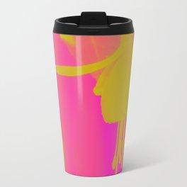 Neon Fuschias Travel Mug