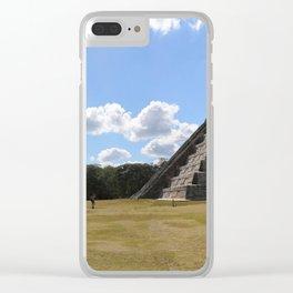 Chichen Itzá Clear iPhone Case