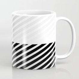 Stripes Can be in a Disc Coffee Mug
