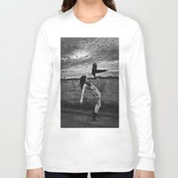 divergent Long Sleeve T-shirts featuring Divergent by Stephanie Massaro