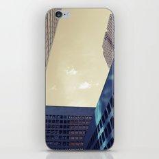 looking up in toronto... iPhone & iPod Skin