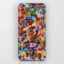Crippled thoughts iPhone Skin