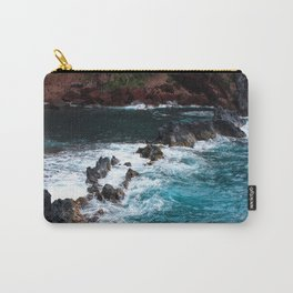 Outcropped Carry-All Pouch