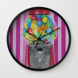 Gumball Machine Wall Clock