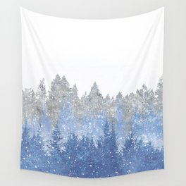 Study in Solitude Wall Tapestry