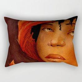 The Handmaid Rectangular Pillow