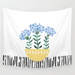 Potted Plant 5 Wall Tapestry