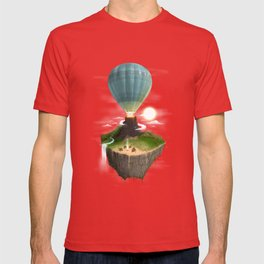 The Great Tropical Escape T-shirt
