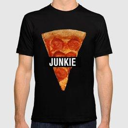 Pizza Junkie T-shirt