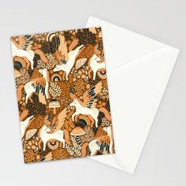 Cinnamon Pegasi Stationery Cards