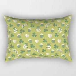 TOP O' THE MORNIN' Rectangular Pillow