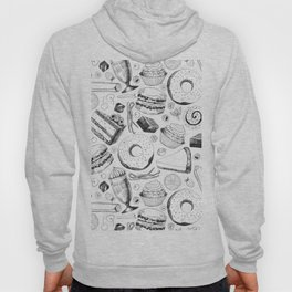 Delicious pattern Hoody