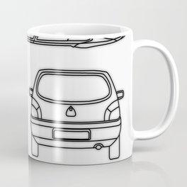 Fiesta MK4 Coffee Mug