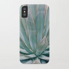 Minimalist Agave iPhone X Slim Case