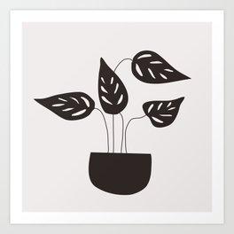 Plant 2 Art Print