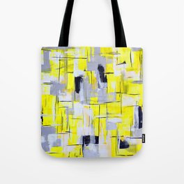 neon street sign Tote Bag