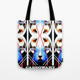 Mumma Cass - Digital Collage Tote Bag
