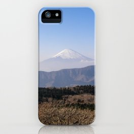 Fujisan iPhone Case