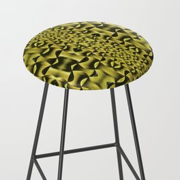 Yellow Haze Bar Stool