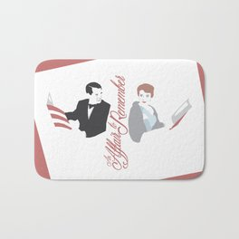 An Affair to Remember Bath Mat