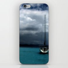 Stormy Sails iPhone & iPod Skin