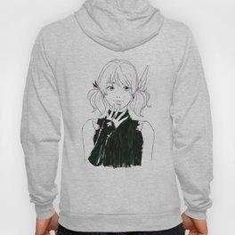 Manga sci-fi anime girl Hoody