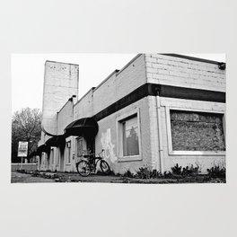 Lakewood building Rug
