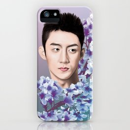 Addicted (Johnny Huang Jingyu) iPhone Case