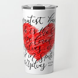 We Are Loved Travel Mug