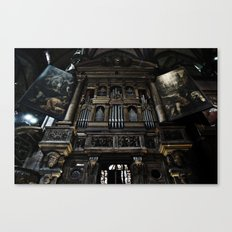 State of the Art Canvas Print