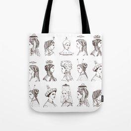 Victorian U.F.O. Ladies Tote Bag