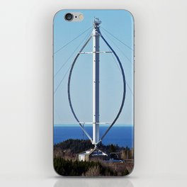 Giant Windmill iPhone Skin