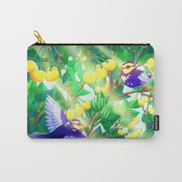 The seasons | Summer birds Carry-All Pouch