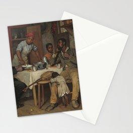 Richard Norris Brooke A Pastoral Visit 1881 Painting Stationery Cards