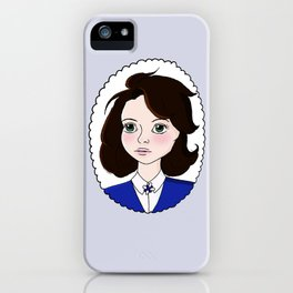 Veronica Sawyer iPhone Case